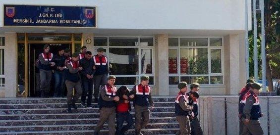 Mersin'de Jandarma Uyuşturucu Satıcılarına Göz Açtırmıyor
