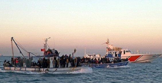 Mersin'de Kaçak Operasyonları