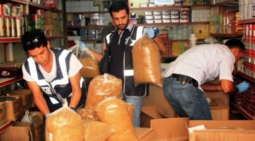 Mersin'de Kaçakçılık Operasyonu: 17 Gözaltı