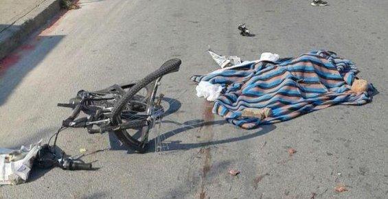 Mersin'de Kamyonetin Çarptığı Çocuk Öldü