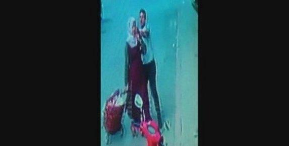 Mersin'de Kapkaç Zanlıları Kamerada