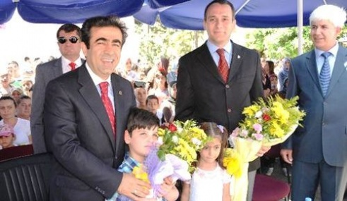 Mersin'de Karne Töreni Heyecanı