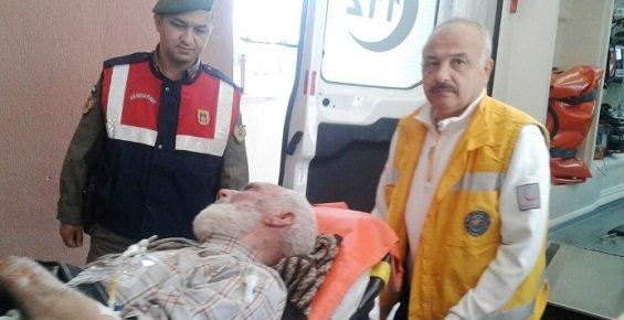 Mersin'de Kaybolan Yaşlı Adam Bulundu