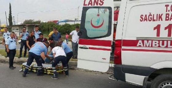Mersin'de Kaza: 1 Ölü 1 Yaralı