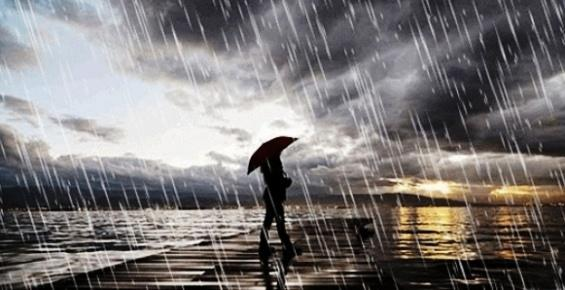 Mersin'de Kuvvetli Sağanak Uyarısı