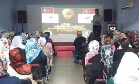 Mersin'de Madde Kullanımı ile Mücade Çalışmaları