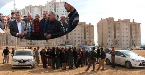 Mersin'de Mahalle Sakinleri Ayaklandı