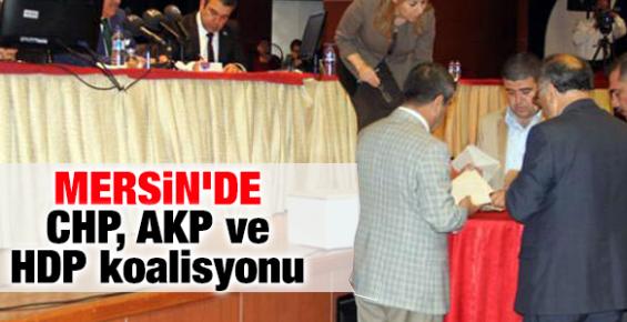 Mersin'de MHP Koalisyon Karşısında Şaşkın