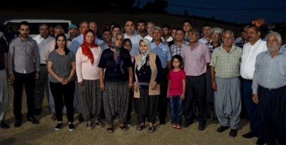 Mersin'de Molla Kerim ve Kuvayi Milliye Şehitleri Dualarla Anıldı