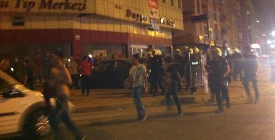 Mersin'de Olaylar Sürüyor