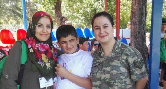 Mersin'de Otizmli Çocuklar Nevşehir'i Gezdi