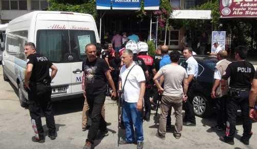 Mersin'de Otogar Gerginliği Kavgaya Dönüştü.