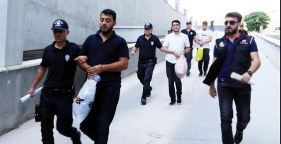 Mersin'de PKK'nın Gençlik Yapılanmasına Operasyon