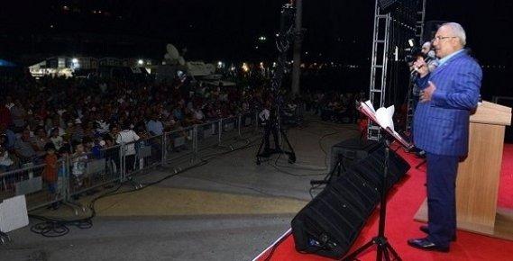 Mersin'de Ramazan Etkinlikleri Coşku İle Başladı