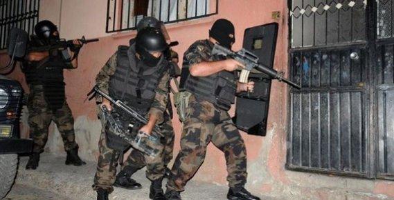 Mersin'de Referandum Öncesi 'Sandıklara Saldırı' Operasyonu