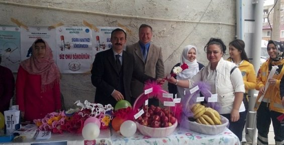Mersin'de  'Sağlıklı Kadın' Etkinliği