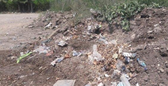 Mersin'de Sahil Çöplük Yuvasına Döndü