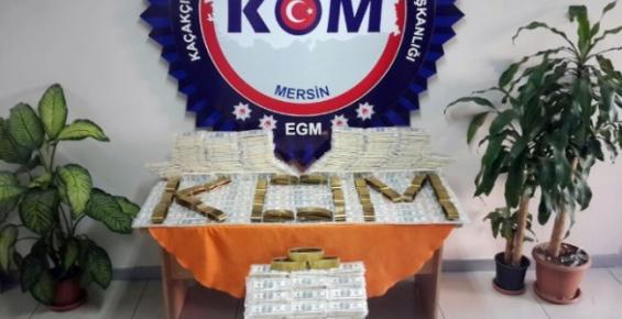 Mersin'de Sahte Para Dolandırıcılığı