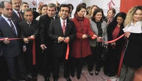 Mersin'de Şiddeti İzleme ve Önleme Merkezi Açıldı