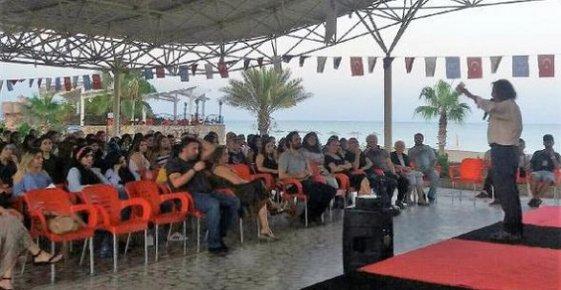 Mersin'de Sinema Kampı Başladı