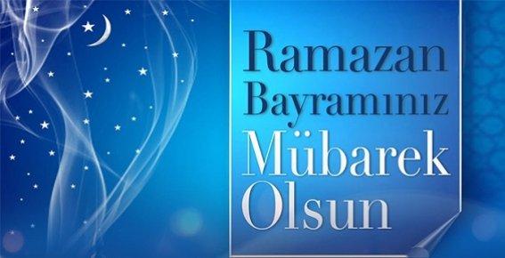 Mersin'de Sivil Toplum Örgütleri Ramazan Bayramı'nı Kutladı.