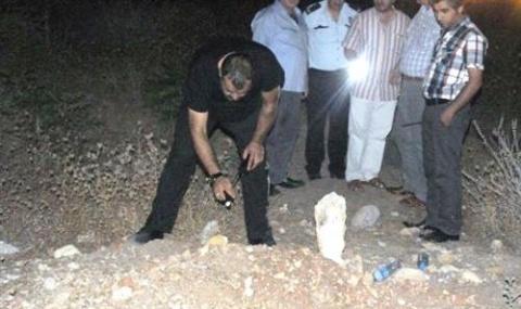 Mersin'de Şüpheli Mezardan Köpek Leşi Çıktı