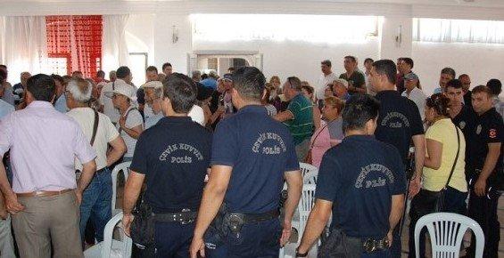 Mersin'de Şüpheli Paket Paniği