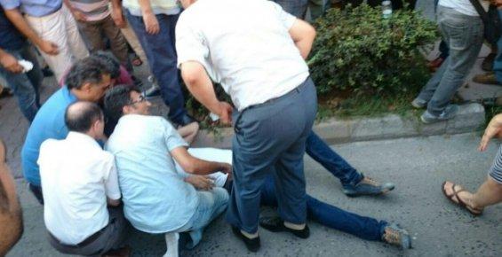Mersin'de Suruç Saldırısını Protesto Edenlere Silahlı Saldırı
