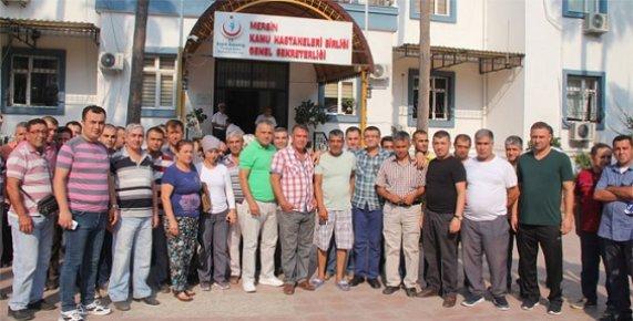 Mersin'de Taşeron İşçilerin Tazminat Kavgası