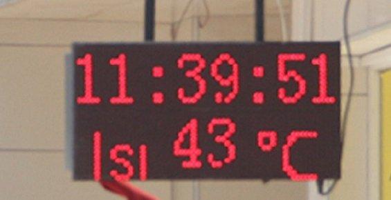 Mersin'de Termometreler 43 Dereceyi Gösterdi