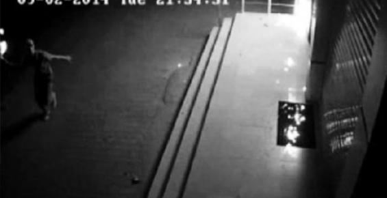 Mersin'de Terör Yandaşları ATM Yaktılar