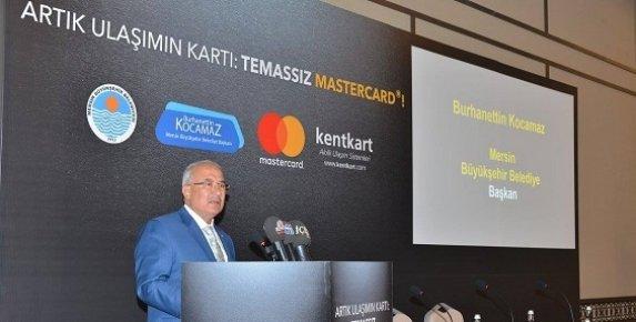 Mersin'de Toplu Taşımada Bir Devrim Türkiye'de İlk...