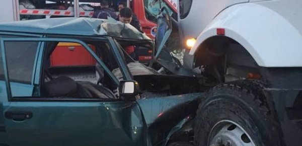 Mersin'de Trafik Kazası: 1 Ölü, 5 Yaralı