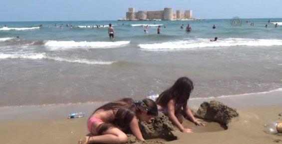 Mersin'de Turizmciler Gurbetçileri Bekliyor