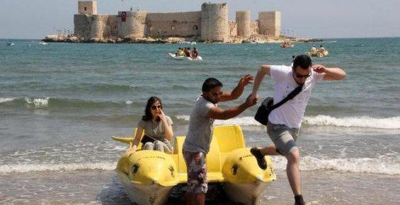 Mersin'de Turizmciler Yaz Sezonunda Umutlu