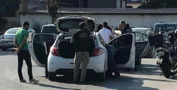 Mersin'de Uyuşturucu Operasyonu: 5 Gözaltı