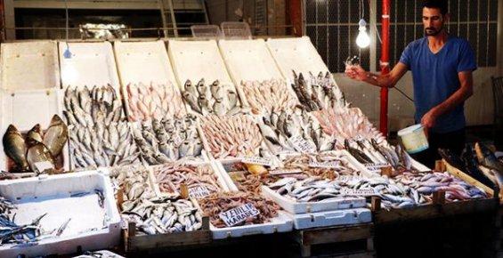 Mersin'de Yasak Kalktı, Balığın Fiyatı Düştü