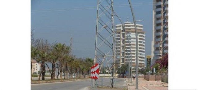 Mersin'de Yol Ortasındaki Bu Rezilliğe Kim Dur Diyecek
