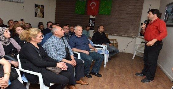 Mersin'deki Çerkesler Sürgünü Andı