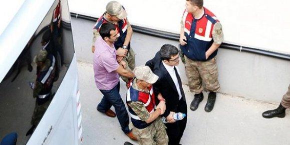 Mersin'deki Darbe Girişimi Davası Sürüyor