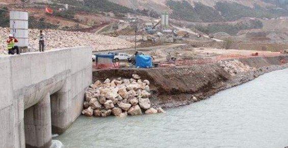 Mersin'deki Pamukluk Barajı İçin Önemli Adım