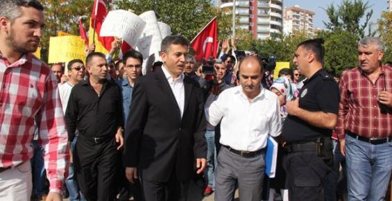Mersin'deki 'Paralel Yapı' Operasyonu