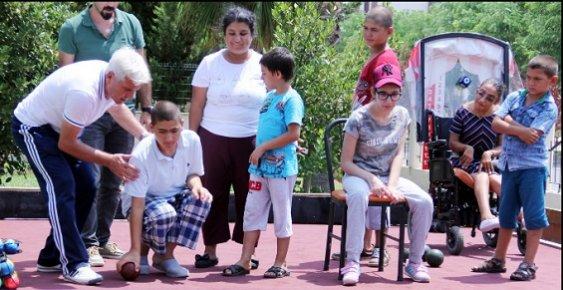 Mersin'deki Türkiye'nin İlk ve Tek Engelliler Gençlik Merkezi