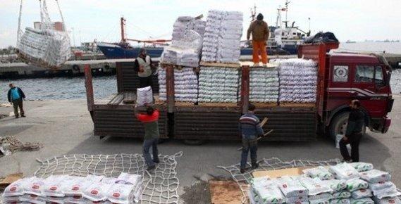 Mersin'den Gazze'ye Yardım Gemisi Hazırlanıyor