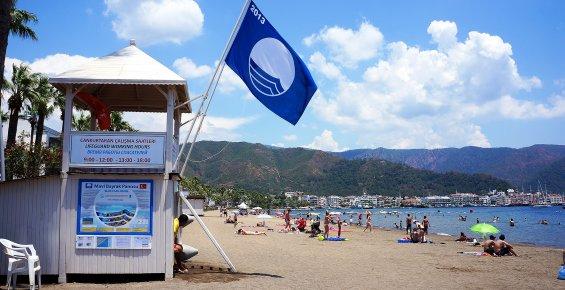 Mersin'e Daha Fazla Mavi Bayraklı Plaj Talebi