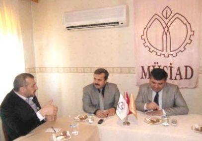 Mersin'i Dünyanın Reçine Üretim Merkezi Yapacağız.