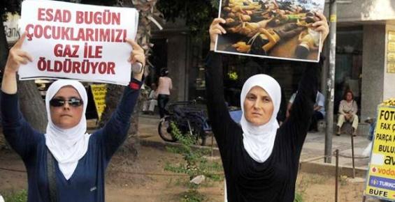 Mersin'i Suriyeliler Karıştırıyor