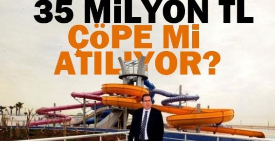 Mersin'in 35 Milyon Lirası Başka Yere Taşınacak