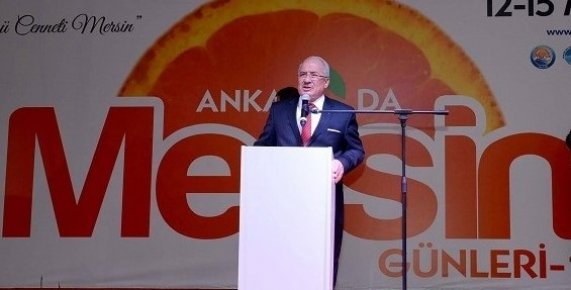 Mersin'in Değerleri Ankara'da Tanıtılacak