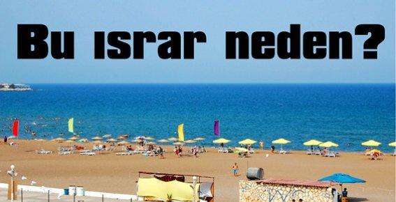 Mersin'in En Güzel Sahile Arıtma Tesisi Yapılacak.